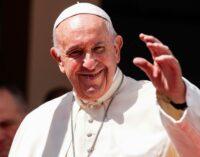 Религия и современность. Папа римский Франциск выступил за легализацию гражданских браков для однополых пар