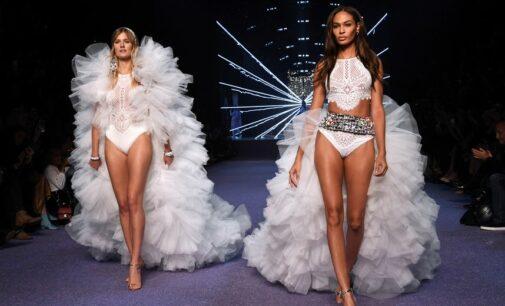 Модная индустрия. В Париже прошел показ новой коллекции Etam
