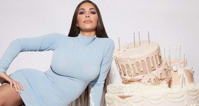 Новости шоубизнеса. Ким Кардашьян отмечает день рождения