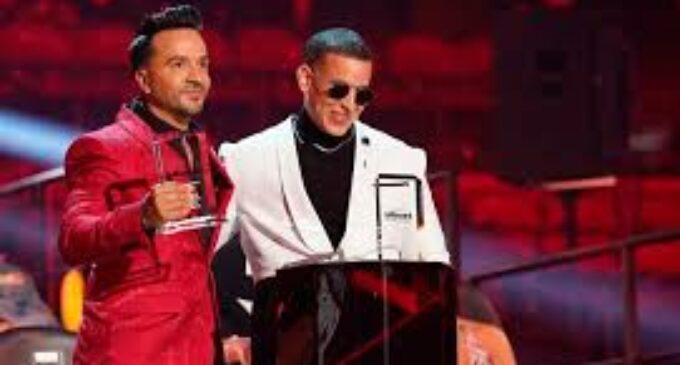 Реггетон новости. Дэдди Янки и Бэд Банни стали лучшими на конкурсе Latin Billboards