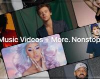 Музыкальные технологии.  Apple запустила музыкальный онлайн-канал Apple Music TV