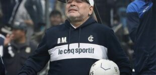 Про спорт. Сегодня Диего Марадона отмечает юбилей