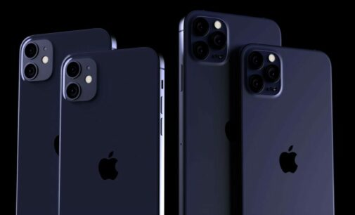 Современные технологии. Apple показала iPhone 12 Pro и iPhone 12 mini