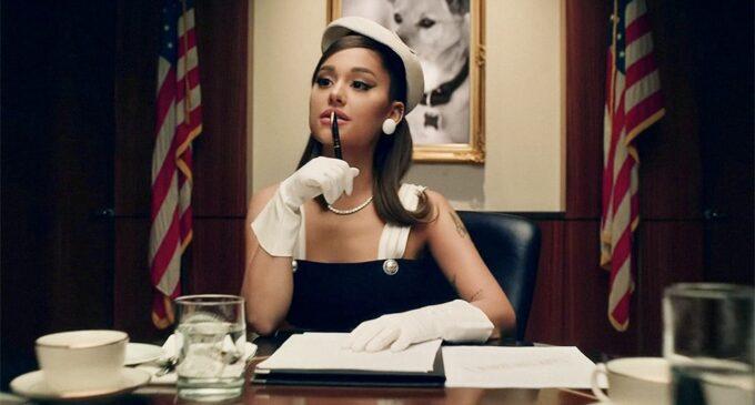 Новости музыки. Ариана Гранде стала президентом США в клипе «Positions»