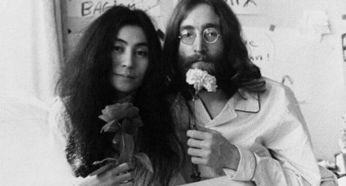 История музыки. Вышла книга с ранее не опубликованными снимками Джона Леннона и Йоко Оно
