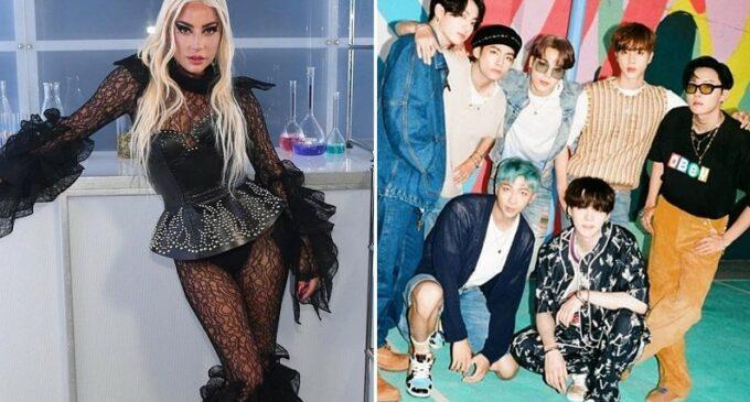 Последние музыкальные новости. Леди Гага и BTS оказались в числе лауреатов MTV European Music Awards 2020