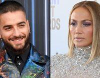 Музыкальные новости. Дженнифер Лопес и Малума выступят вместе на American Music Awards