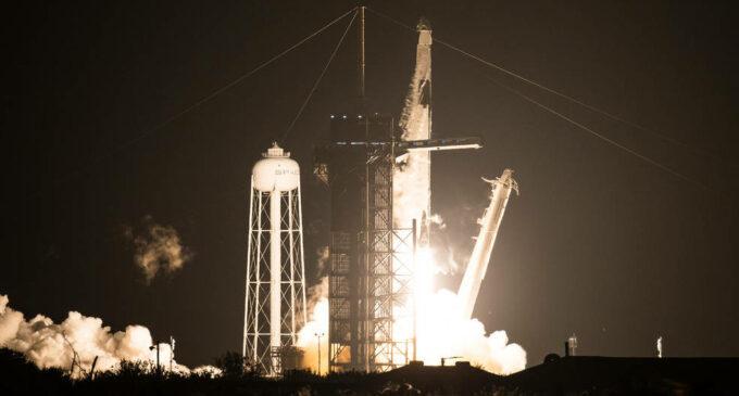 Про жизнь. SpaceX отправила к МКС первую регулярную миссию Crew Dragon