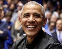 Музыка и политика. Барак Обама собрал плейлист из треков, которые он слушал на посту президента США