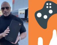 Добрые новости. Дуэйн Джонсон подарит именные Xbox Series X детским больницам
