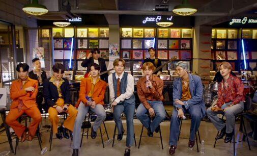 BTS стали первыми, кто возглавил три чарта Billboard одновременно