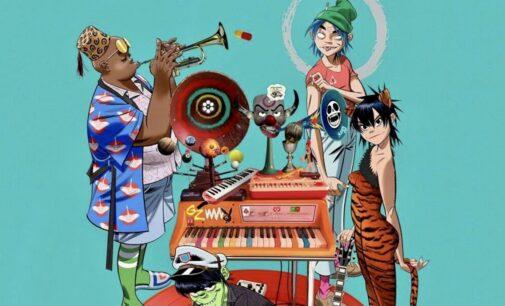 Музыкальные новости. Группа Gorillaz проведет иммерсивные онлайн-концерты
