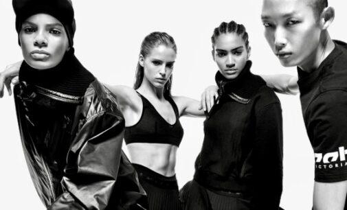 Мода и стиль. Виктория Бекхэм и Reebok выпустили коллаборацию