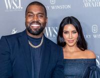 Новости шоубизнеса. Ким Кардашьян и Канье Уэста разводятся