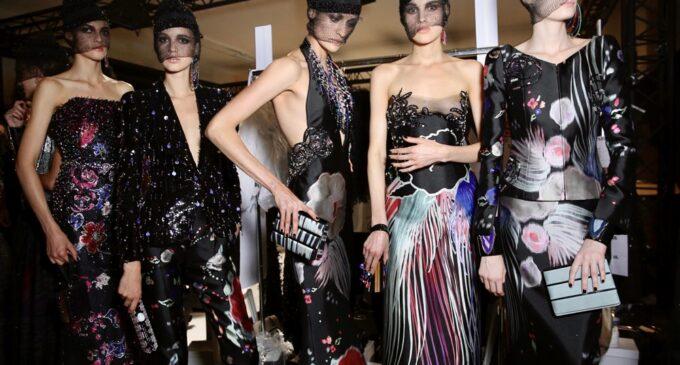 Модная индустрия. Показ Armani Privé пройдет без зрителей