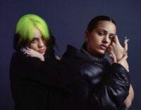 Новости музыки. Совместный сингл Billie Eilish и Rosalia бьет рекорд