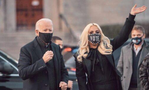 Музыка и политика. Леди Гага исполнит национальный гимн США на инаугурации Джо Байдена