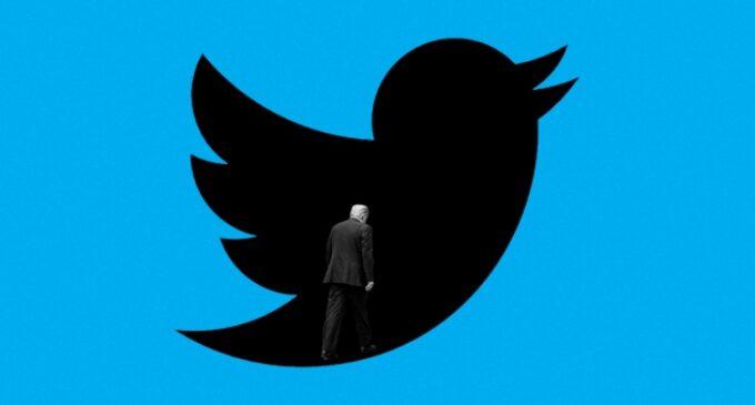 Такая вот политика. Трампа навсегда заблокировали в твиттере. Говорят, он подстрекал к насилию