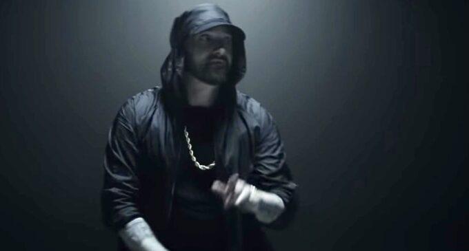 Рэп Америка. Эминем выпустил клип на трек «Higher»