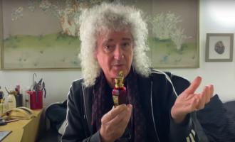 Интересные новости. Гитарист группы Queen выпустил парфюм с запахом барсука