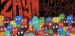 Новая музыка. Зейн Малик выпустил новый альбом «Nobody Is Listening»