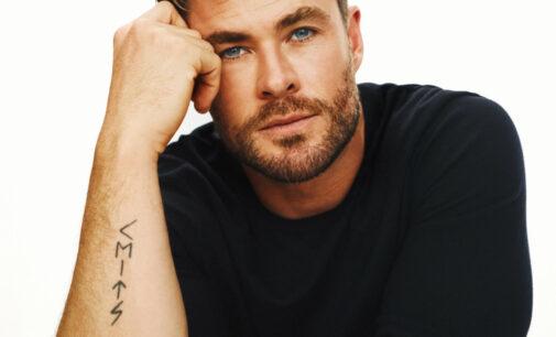 Новости моды. Крис Хемсворт — новое лицо HUGO BOSS