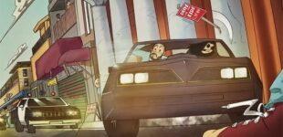 Новый клип. Оззи Осборн и Post Malone сбегают от полиции в клипе «It's A Raid»