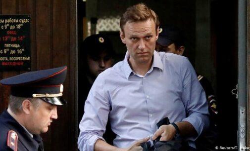 Последние новости. Алексей Навальный получил реальный срок по делу «Ив Роше»