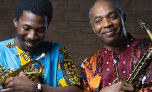 Новости афробит. Легендарные представители стиля афробит Феми и Маде Кути выпустили долгожданный совместный альбом LEGACY+
