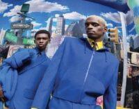 Планета шоубиз. A$AP Nast снялся в новой кампании Louis Vuitton