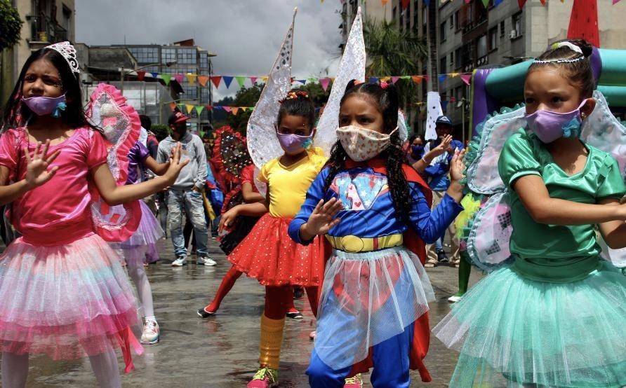 Карнавал в Венесуэле
