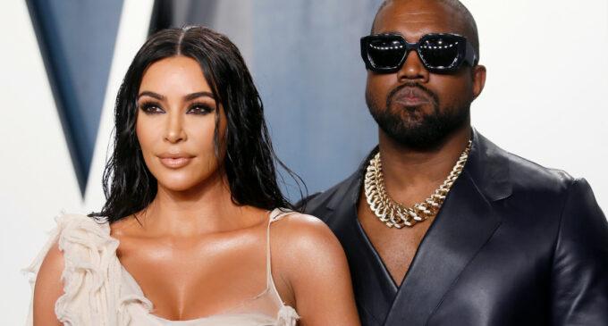 Новости шоубизнеса. Ким Кардашьян подала на развод с Канье Уэстом