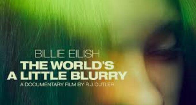 Билли Айлиш заплакала от радости после просмотра документального фильма о ней на Apple TV +