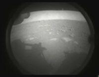 Мировые новости. Космический аппарат NASA совершил посадку на Марс и сделал там первые снимки