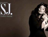 Новости шоубизнеса. Эшли Грэм снялась для обложки журнала WSJ. в ретро-образе