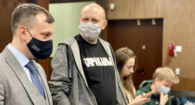 Последние Новости. Известный московский журналист Сергей Смирнов отправлен под арест
