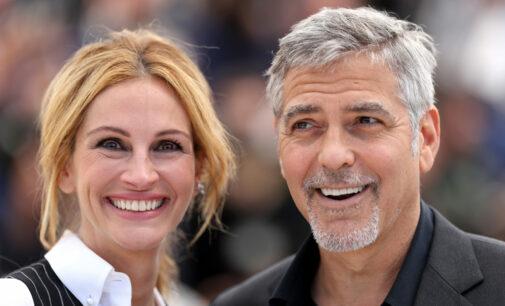 Новости киноиндустрии. Джулия Робертс и Джордж Клуни снова появятся вместе на большом экране
