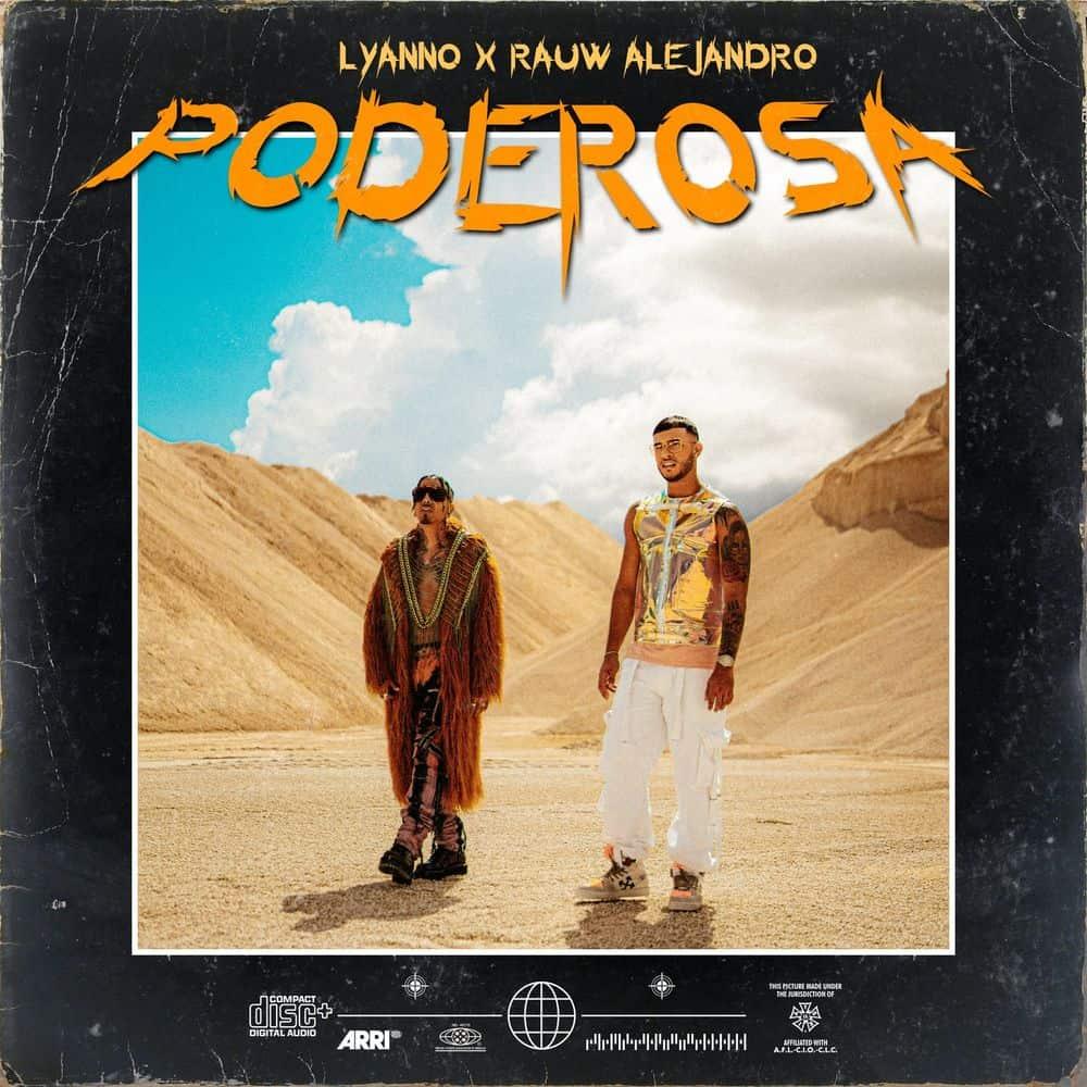 Lyanno и Rauw Alejandro «PODEROSA»
