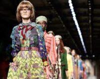 Модная индустрия. Gucci назвал дату презентации новой коллекции