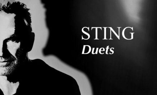 Новости музыки. Sting представил альбом дуэтов и сингл в стиле афропоп