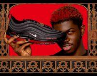 Планета шоубиз. Рэпер Lil Nas X выпустил «сатанинские» кроссовки