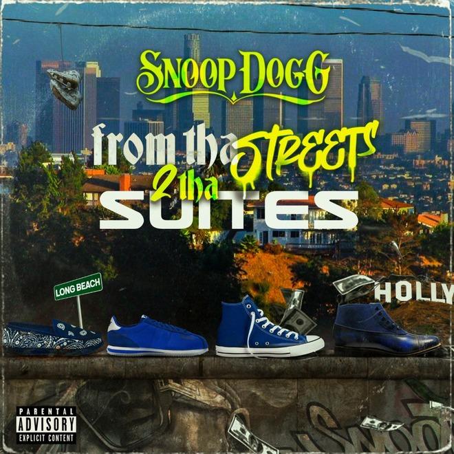 Снуп Догг выпустил новый альбом «From Tha Streets 2 Tha Suites»