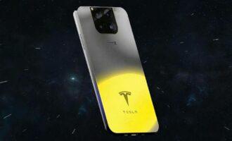 В мире технологий. Илон Маск представил смартфон Tesla