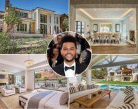 Новости шоубизнеса. Мадонна купила поместье у The Weeknd за 19,3 млн долларов