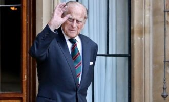 Последние новости. Умер супруг королевы Елизаветы II принц Филипп