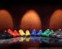 Мода и технологии. Adidas в сотрудничестве с LEGO представила новую модель кроссовок