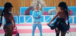 Реггетон новости. Daddy Yankee выпустил новый трек