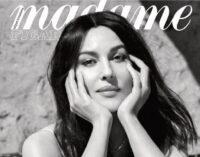 Планета шоубиз. Моника Белуччи готовит спагетти в съемке Madame Figaro и говорит о материнстве