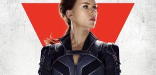 Новости киноиндустрии. Marvel представила постеры к фильму «Черная вдова»