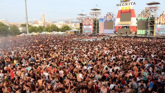 Фестиваль Reggaeton Beach Festival
